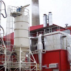 Čištění odpadních plynů